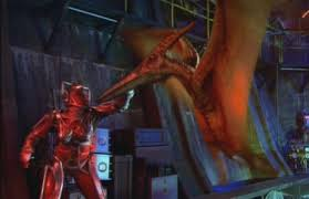 Image result for doctor who dinosaurs on a spaceship pterodactyl