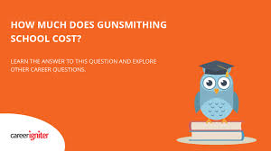 Gunsmithing Schools How Much Does Gunsmithing School Cost Career Igniter