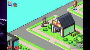 Mega Man Battle Network Online, Jobs EcityWorks