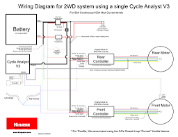 endless sphere com • view topic wiring diagram for 2wd and a wiring diagram for 2wd and a single ca v3 remote shunt