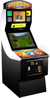 Golden Tee Cabinet Discontinued Product Golden Tee Live 2006 Info Page From Bmi Gaming