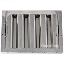 captiveaire systems commercial kitchen ventilation flame gard stainless steel grease filters acircmiddot >