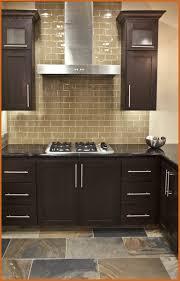 Appealing Kitchen Backsplash Subway Tile Accent Picture For