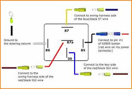 5 pin relay wiring diagram wiring diagram 5 Blade Relay Wiring Diagram at Wiring Diagram For 5 Pin Relay
