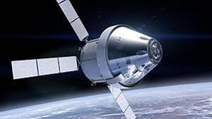 Orión (nave espacial) - Wikipedia, la enciclopedia libre