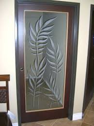 glass design interior glass doors with obscure frosted glass designs ferns tropical glass painting designs for glass design