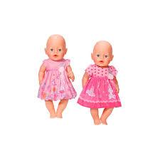<b>Zapf Creation Baby</b> born <b>Одежда</b> Платья купить в интернет ...