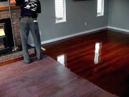 waxing wood floors waxed hardwood floors versus polyurethane importance of floor wa and how to apply