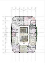 plan office layout. fifth floor 17 parsvnath exotica tower c1 c4 ground plan gurgaon discuss rate office layout