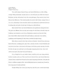 College Vs High School Essay Compare And Contrast Contrast Compare Essay Examples High School Vs College Essay Compare