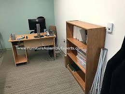 assembled office desks. Pre Assembled Office Furniture New Desk \u2013 Netztor Desks