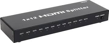 <b>Разветвитель HDMI Splitter</b> 1 to 12 <b>VCOM</b> <DD4112>