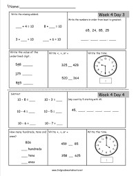 math worksheets 2nd grade free go ii practice linear equations mixed review answers 800