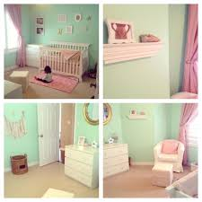 baby girl nursery ideas pinterest mint green pink and gold baby girl nursery  baby 2 mint