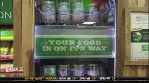 Salad Vending Machine Chicago Mesmerizing Local Man Brings Farm Fresh Salads To Your Vending Machine Story