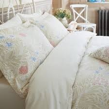 larkspur bedding luxury fl bedlinen by william morris at throughout duvet plans 4