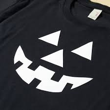 we have the perfect solution for last minute shirts and costumes glow in the dark iron on sheets you can cut any shape out of these and the look