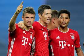 В финале Лиги чемпионов сыграют «Бавария» и «ПСЖ» - Чемпионат
