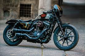 harley davidson viterbo italy hailing from the meval city of viterbo in central italy this is more proof that the iron 883 works surprisingly well in