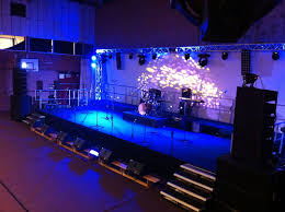 23rd october 2016 taunton school with over 600 students involved in the annual house singing event gcsl provide trussing and stage lighting alongside apr