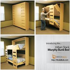 Fold Down Bunk Beds Fold Down Bed