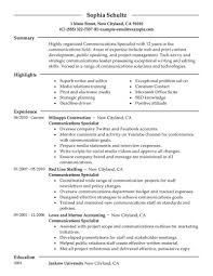 Sales And Marketing Resume Examples Marketing Resume Examples Sample Resumes LiveCareer shalomhouseus 14