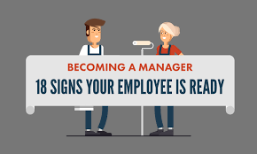 inspirational signs for office. Becoming A Manager: 18 Signs Your Employee Is Ready Inspirational For Office