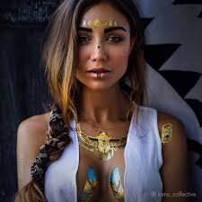 Temporary Tattoos Mimi Egyptian Iamu Collective