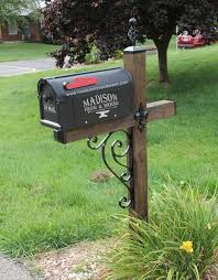 mailbox post ideas. Brilliant Wrought Iron Mailbox Post Best 25 Ideas On Pinterest Mailbox Post Ideas