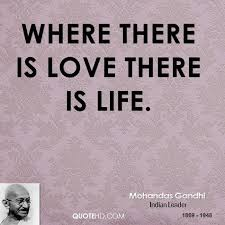 Gandhi Quotes On Love Awesome Mohandas Gandhi Love Quotes QuoteHD