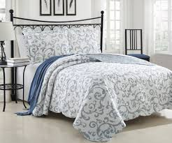 Cal king quilt coverlet sets & Amazoncom LELVA Oversized Bedspreads Coverlets Set Floral Adamdwight.com