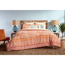trina turk catalina paisley comforter set