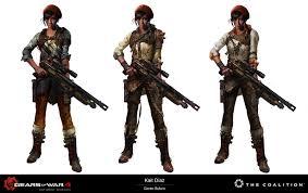 Goran Bukvic - Kait Diaz - Gears of War 4