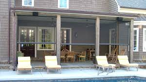 motorized porch screens power screens