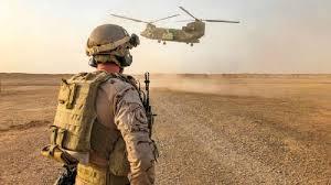 La segunda rotación de helicópteros del ejército español en Irak, entra en  escena. – Galaxia Militar
