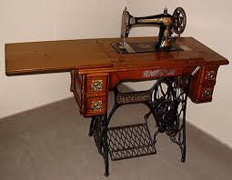 Old Singer Sewing Machine Manual