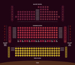 Goh Seating Granbury Theatre Company