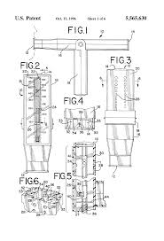 Patent Us5565630 Peak Flow Meter Google Patents