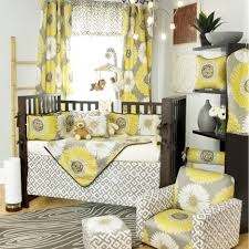 yellow and gray nursery curtains baby nursery yellow grey gender neutral