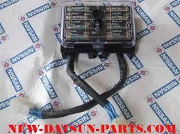 datsun roadster datsun fairlady electrical datsun 1600 datsun 2000 datsun roadster fuse box