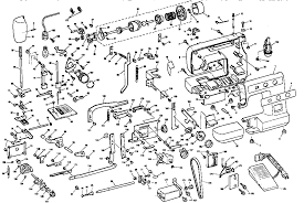 Sewing Machine Replacement Parts Brother