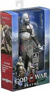 "<b>NECA God of</b> War 2018 <b>7</b>"" Scale Action Figure for sale online | eBay"