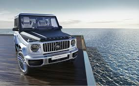 A limited edition created especially for yachting enthusiasts who prioritise luxury. This Custom Mercedes Amg G Wagen Is Designed For Yachting Enthusiasts