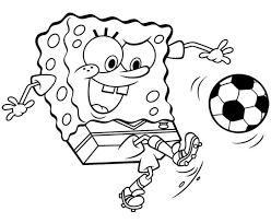 Fun Playing Soccer Coloring Pages Argentina Kaka Page Boy Free