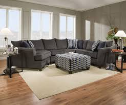 united furniture albany slate sectionals