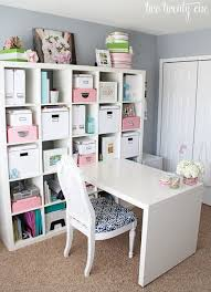 Image Hack Homeofficetwotwetyonejpg 470650 Pixels Home Pinterest Home Office Craft Space two Twenty One Organizing All My Junk