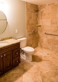 ADA Bathroom Design U0026 Remodeling In Baltimore MD  TradeMarkAda Bathroom Remodel