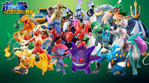 Pokken Tournament Xbox One Full Version Free Download