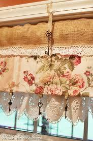 Alluring Best 40 Country Curtains Ideas On Pinterest Window In Stunning Kitchen Curtains Ideas