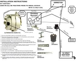 n volt starter wiring diagram 12 volt wiring diagram for 8n ford tractor 12 ford 8n wiring diagram front mount wiring
